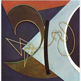 Peintre Sculpteur César Domela - Oeuvre 23