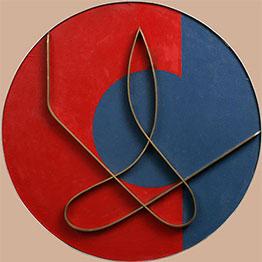 Peintre Sculpteur César Domela - Oeuvre 297